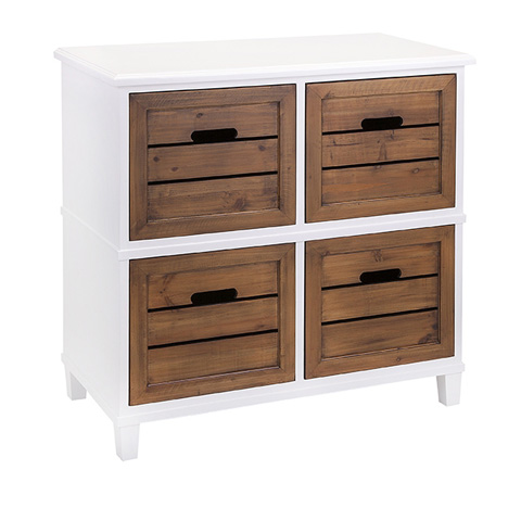 IMAX Worldwide Home - Strout 4-Drawer Chest - 65369