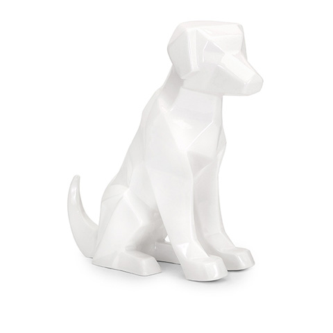 IMAX Worldwide Home - Winslow Porcelain Dog - 83318