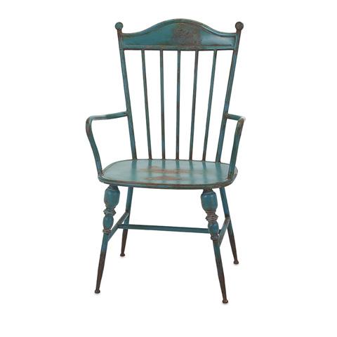IMAX Worldwide Home - Westfield Metal Arm Chair - 89631