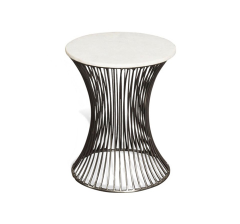 Interlude Home - Pinera Side Table - 129016