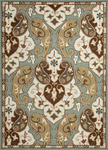 Jaipur Rugs - Barcelona Indoor/Outdoor 8x10 Rug - BA15