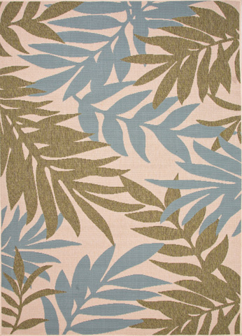 Jaipur Rugs - Bloom Indoor/Outdoor 8x10 Rug - BLO01