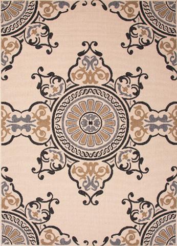 Jaipur Rugs - Bloom Indoor/Outdoor 8x10 Rug - BLO20