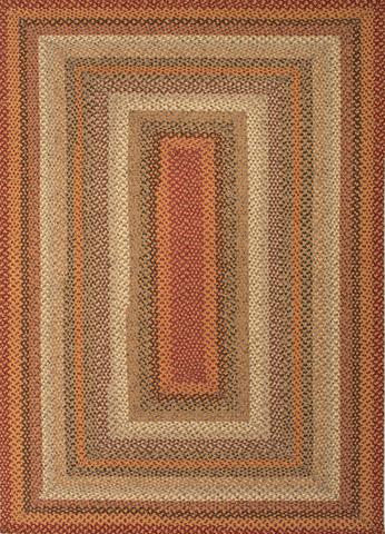 Jaipur Rugs - Cotton Braided 8x10 Rug - CBR04
