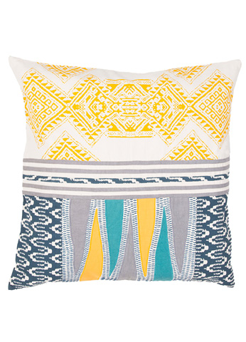 Jaipur Rugs - Traditions Made Throw Pillow - MNP07