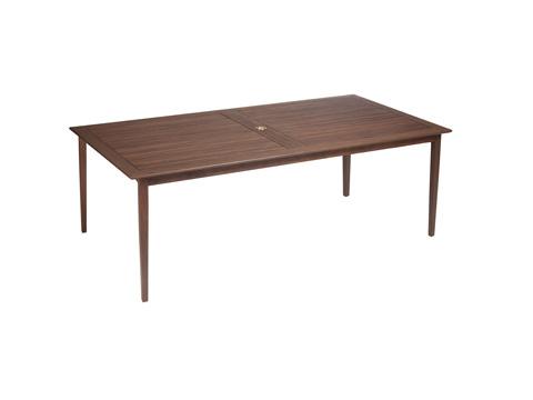 Jensen Leisure Furniture - Opal 7' Dining Table - 6401