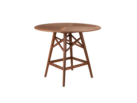 Jensen Leisure Furniture - Opal Hi Dining Table - 6423