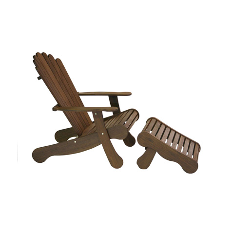 Jensen Leisure Furniture - Adirondack Footrest - 6223