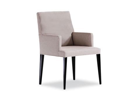 Jessica Charles - Sabrina Arm Dining Chair - 1116