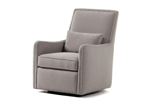 Jessica Charles - Manning Swivel Chair - 151-S