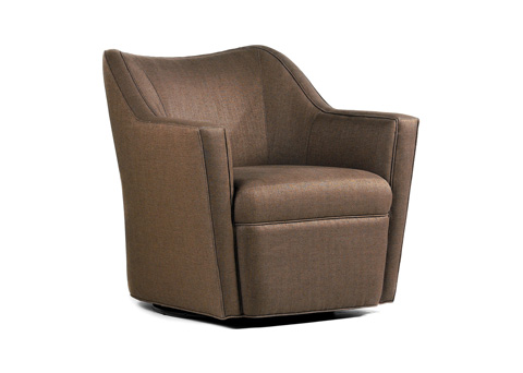Jessica Charles - Folio Swivel Chair - 168-S