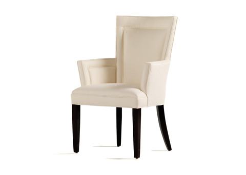 Jessica Charles - Colette Dining Arm Chair - 1938-A