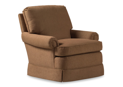 Jessica Charles - Graham Swivel Rocker - 412-SR