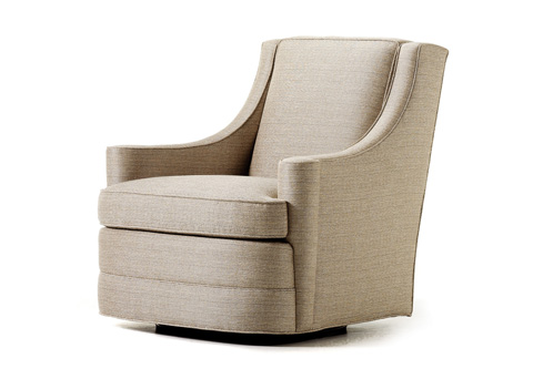 Jessica Charles - Perry Swivel Chair - 476-S