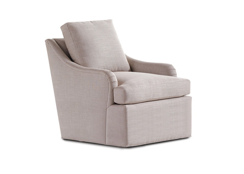 Jessica Charles - Braelyn Swivel Chair - 5114-S