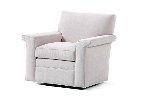 Jessica Charles - Milo Swivel Chair - 5206-S