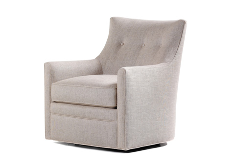 Jessica Charles - Madison Swivel Chair - 5278-S