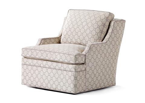 Jessica Charles - Blake Swivel Chair - 5497-S