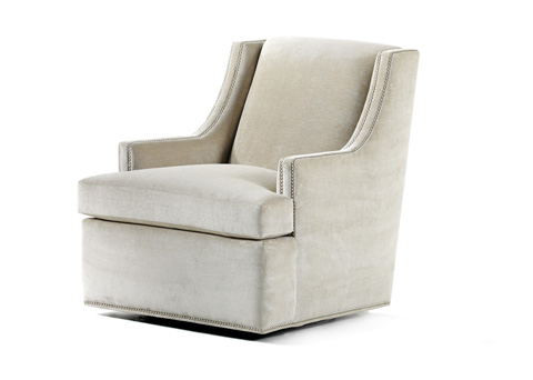 Jessica Charles - Crosby Swivel Chair - 5625-S