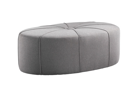 Jessica Charles - Channing Ottoman - 8880
