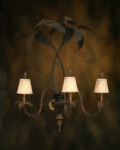 John Richard Collection - Three Light Sconce - AJC-8050