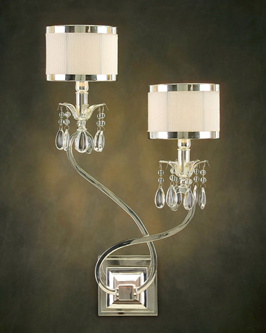John Richard Collection - Two Light Sconce - AJC-8461