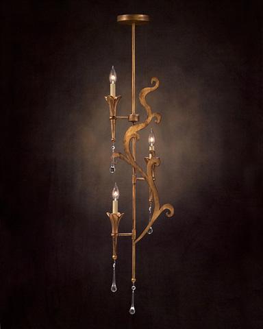 John Richard Collection - Three Light Pendant - AJC-8713
