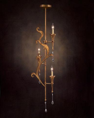 John Richard Collection - Three Light Pendant - AJC-8714