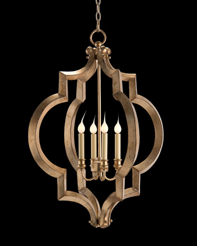John Richard Collection - Four Light Sculptural Chandelier - AJC-8841