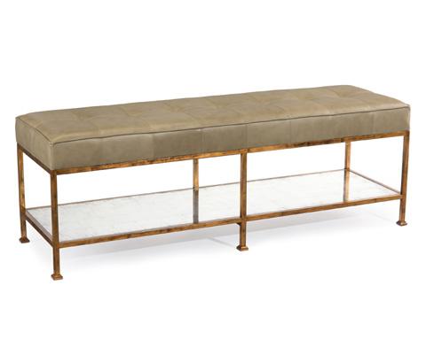 John Richard Collection - Maxwell Bench - AMF-1289-SAGE-AS