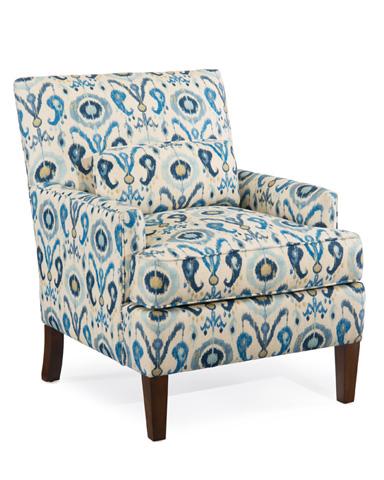 John Richard Collection - Track Arm Chair - AMQ-1101Q01-2011-AS