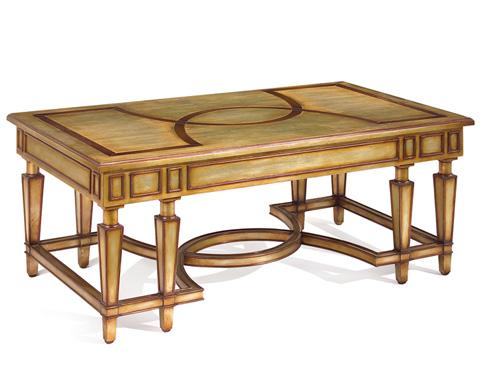 John Richard Collection - Rheims Cocktail Table - EUR-03-0326