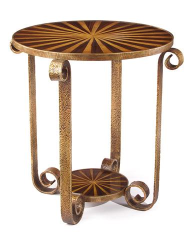 John Richard Collection - Escudo Accent Table - EUR-03-0335