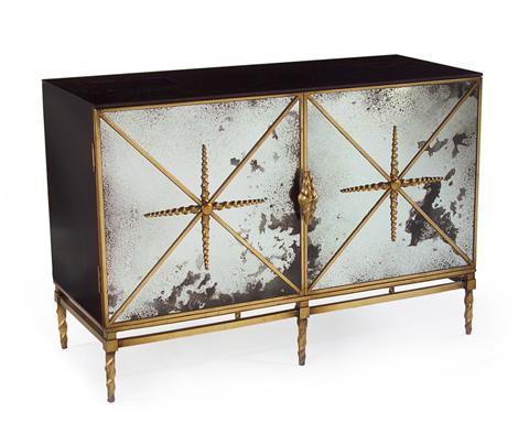 John Richard Collection - Rio 2 Door Cabinet - EUR-04-0147