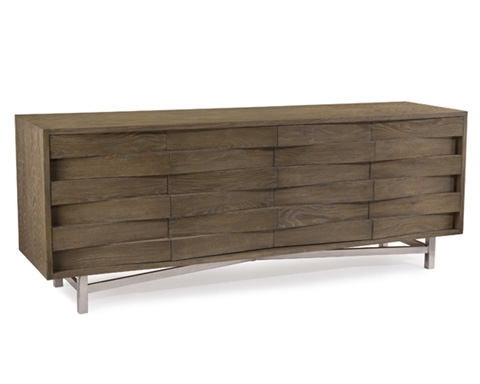 John Richard Collection - Luxe Wedge Sideboard - EUR-04-0224