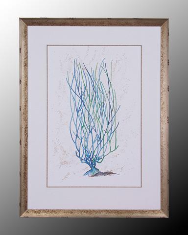 John Richard Collection - Blue Coral II - GBG-0305B