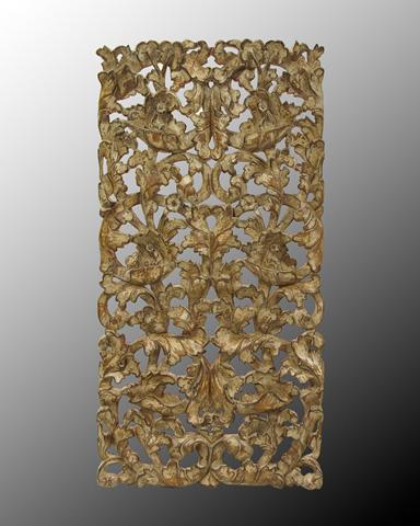 John Richard Collection - Wood Carved Panel Tuscan Pine II - GBG-0347B