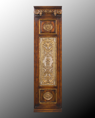 John Richard Collection - Colonnade Styled Wood Frame - GBG-0454B