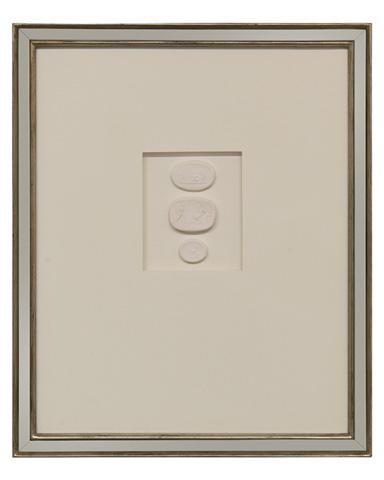 John Richard Collection - Ivory Intaglio II - GBG-0981B