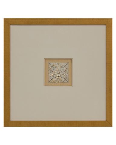 John Richard Collection - Embellished Ornament II - GBG-0988B