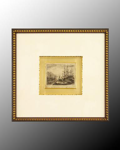 John Richard Collection - Antique Harbor III - GRF-4994C