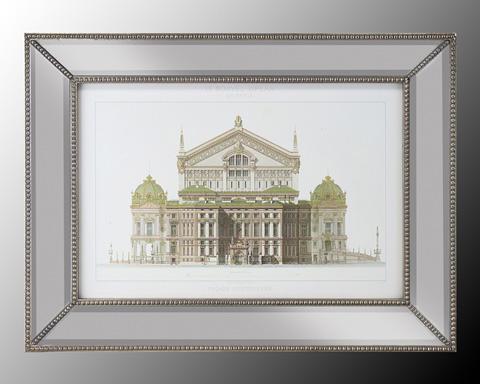 John Richard Collection - Paris Opera House I - GRF-5164A