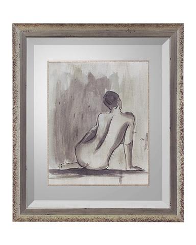 John Richard Collection - Sumi-E Figure II - GRF-5247B
