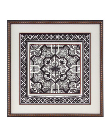 John Richard Collection - Non Embellished Tile II - GRF-5260B