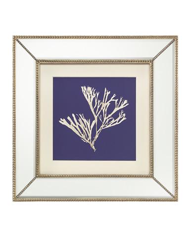 John Richard Collection - Seaweed on Navy II - GRF-5438B