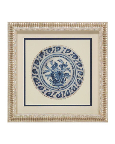 John Richard Collection - Blue and White Earthenware II - GRF-5453B