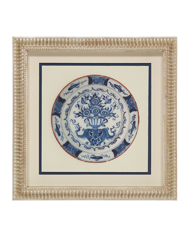 John Richard Collection - Blue and White Earthenware IV - GRF-5453D