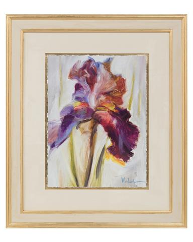 John Richard Collection - Color of Iris I - GRF-5586A