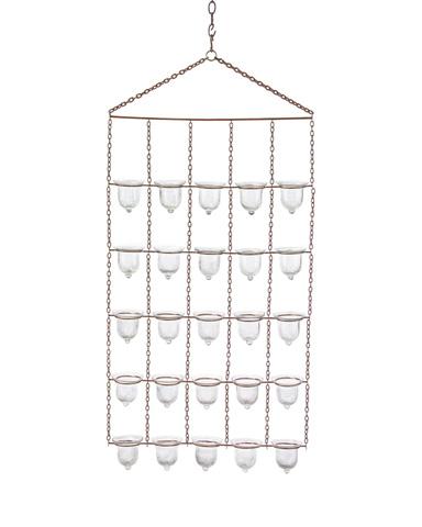 John Richard Collection - Hanging Candle Curtain - JRA-8424