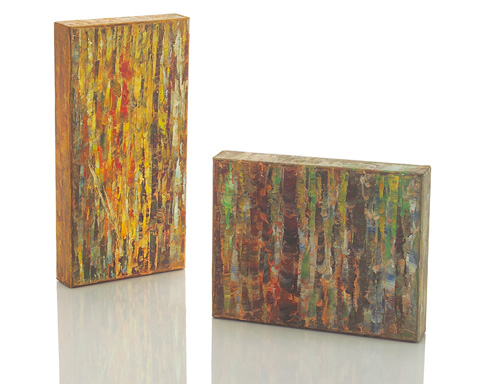 John Richard Collection - Confetti Oil Paintings - JRA-8728S2